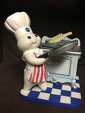 Breakfast's Ready! ��Candle Holder Danbury Mint Pillsbury Doughboy Collectible