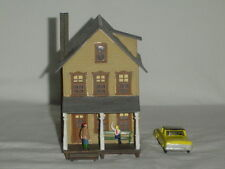 TYCO HO SCALE TWO STORY HOUSE BY POLA W GERMANY CUSTOM ASSEMBLED #2