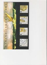 1993 ROYAL MAIL PRESENTATION PACK MARINE TIMEKEEPERS MINT GB STAMPS