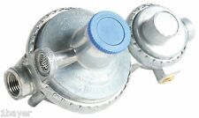 Camco 59313 RV Vertical Two Stage Propane Regulator