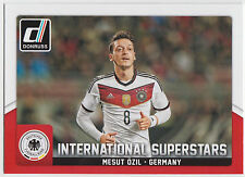 MESUT OZIL 2015 Donruss Soccer International Superstars #32 Germany