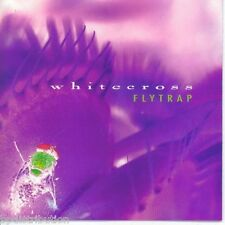 WHITECROSS- FLYTRAP (*NEW-CD, 1996, REX) Christian Metal Scott Wenzel