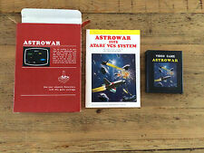 Astrowar for Atari 2600 - CIB/OVP