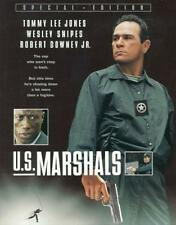 Us Marshals  DVD Tommy Lee Jones, Wesley Snipes, Robert Downey Jr., Joe Pantolia