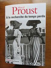 A La Recherche du Temps Perdu by Marcel Proust (2004, Paperback)