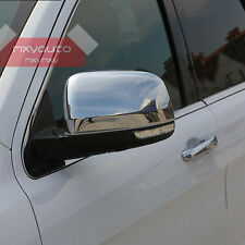 ABS Chrome Door Side Mirror Cover Trim For Jeep Grand Cherokee 2014 2015 2016