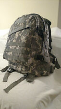 TACTICAL HUNTING CAMPING HIKING BACKPACK COLOR ACU CAMO 3 DAY PACK