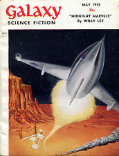 Galaxy SF Digest-May, 1955-Murray Leinster, Frederik Pohl, Willy Ley