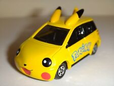 2005 Tomica TOMY Die Cast #103 Pokemon Pikachu Car, US Seller