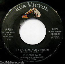 THE PORTRAITS-Yo Yo Girl-Rarer Girl Group Teen 45-RCA VICTOR #47-7900