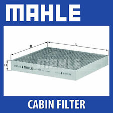 Mahle Pollen / Cabin Filter Carbon Activated LAK436 Fits Mitsubishi