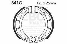 FIT ACCOSSATO  50/80 Cross/Enduro 83  EBC FRONT GROOVED BRAKE SHOES