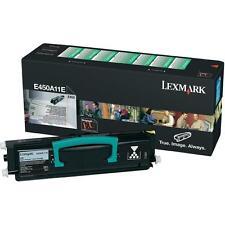 original Lexmark E450A11E Toner E450 E450d E450dn neu C
