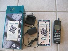 Vintage NEC Talk Time 800 Series Analog Mobile Cell Phone TT820