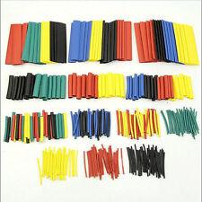 328Pcs Polyolefin Halogen-Free Heat Shrink Tube Wrap 8 Sizes Sleeve Assorted Kit