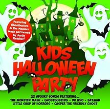 Kids Halloween Party (2015, CD NEUF)