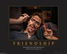 True Friends will be there for you FRIENDSHIP Marker Poster Print PSV8645 24x36
