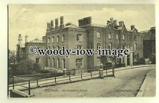 tp0083 - Berkshire - Early View of the Headmasters House, at Harrow - Postcard