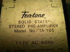Fentone Phono Preamp Magnetic Input Pre-amplifier. Perfect for jukebox upgrades