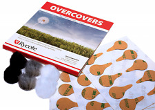 Rycote 065505 Overcover for Lavalier Microphone (Pack of 30)