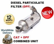 FOR PEUGEOT PARTNER 1.6 HDI 2008--  DPF DIESEL PARTICULATE FILTER + CAT COMBINED