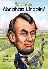 Who Was... ?: Who Was Abraham Lincoln? by Janet Pascal (2008, Paperback)