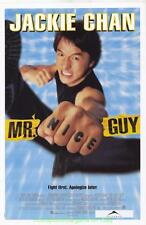 MR NICE GUY MOVIE POSTER 1 SIDED 27x40 JACKIE CHAN 1997