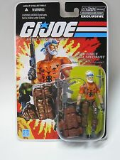 G.I. JOE COLLECTOR'S 4.0 CLUB EXCLUSIVE FSS 25TH 30TH TIGER FORCE OUTBACK MOC
