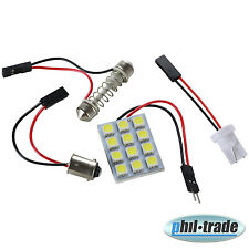 LED Panel Taxi Camping Innenraum Laderaum Beleuchtung extrem hell 12V sparsam!!