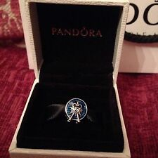 ORIGINALE PANDORA DISNEY Parks Exclusive MICKEY'S FUN Ruota Mickey Mouse Charm!