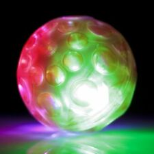 Flashing Light Meteor Stress Ball Girls Boys Party