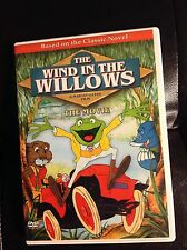 The Wind in the Willows (DVD, 2005)
