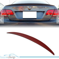 Painted BMW E92 2DR Coupe Performance P Type Rear Boot Spoiler Trunk 07 08 11 ●