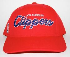 LOS ANGELES CLIPPERS RETRO SNAPBACK HAT CAP NBA ADIDAS