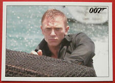 "JAMES BOND - Quantum of Solace - Card #027 - ""You're Welcome"""