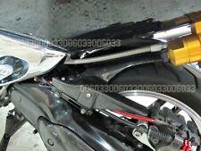 Carbon Fiber Rear Fender Mudguard for TMAX T-MAX 500 08 09 10 11 #33