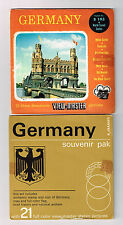 Souvenir Pack - B 193 S4 - GERMANY - View-Master
