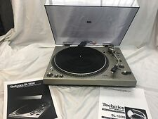 * Technics *  SL1300 Direct Drive Automatic Turntable w/AT-VM8 60 DAY WARRANTY!