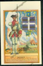The 71st Berry Regiment, Fort Carillon 1758 (notmailedpost card,(MY#923