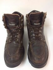 American Eagle Outfitters  Brown Leather PIONEER Mens Boots 12D