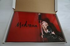 Madonna Rebel Heart VIP Tour Book Limited Edition ../rebel/cd/vinylp/dvd