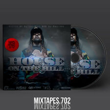 Ty Dolla $ign - House On The Hill Mixtape (Full Artwork CD/Front/Back Cover)