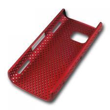 Hard Case Schale Cover Tasche Hülle Nokia X6 X 6 Rot