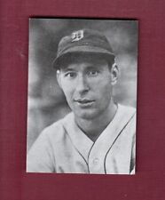 The 1930s: #222 Henry G. Heinie SCHUBLE, 1929,'32-35 Detroit Tigers (1972 TCMA)