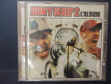 DON'T SLEEP 2 L'album SMA509725-2 CD ALBUM