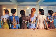 24x36 PINK FLOYD GIRLS BACKS ALBUMS POSTER shrink wrapped