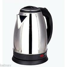 2.0L Electric Cordless Kettle (Stainless Steel)