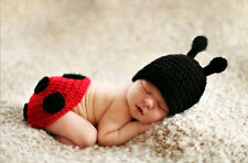 2014 Newborn Baby 0-6M Crochet Knit Costume Photo Photography Prop Outfits +TY+R