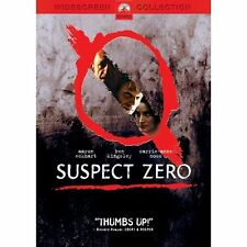 Suspect Zero Widescreen Edition On DVD with Aaron Eckhart Mystery Very Good D91