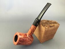 Stanwell pipa Flame grain 207 Stand Up Poker - 9mm filtro pipe Ocarina